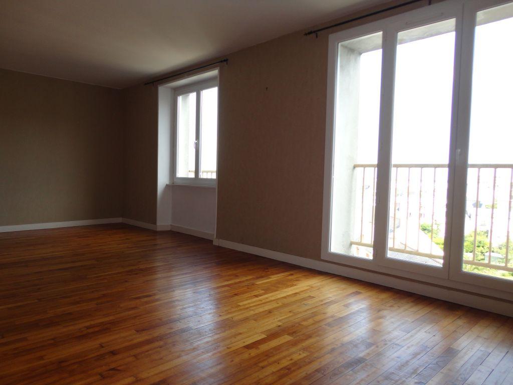 Appartement Brest 4 pièce(s) 70 m2 loué