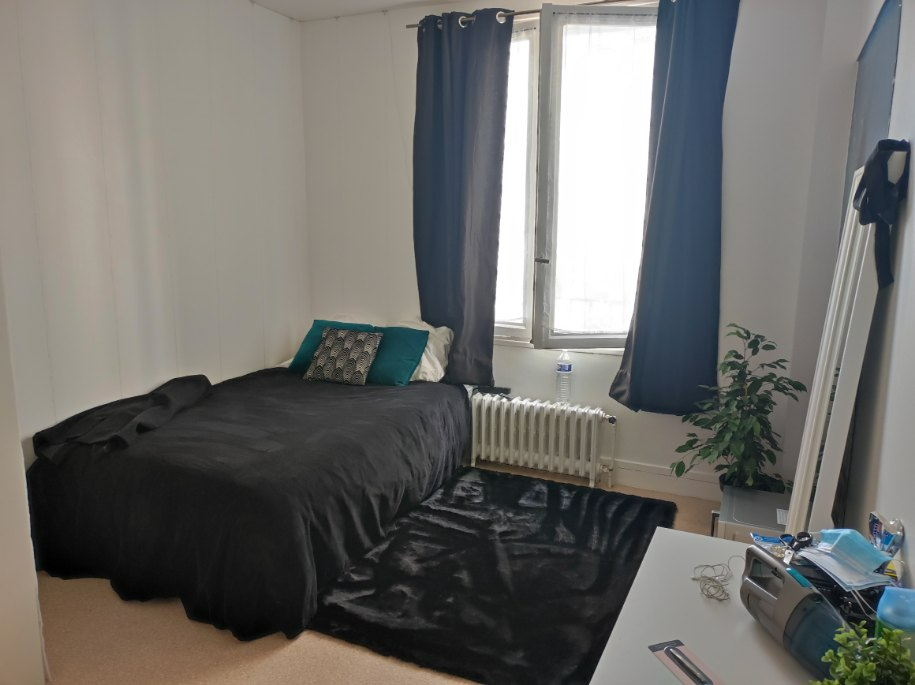 STUDIO N°5 - 6 RUE A. MORVAN - 17 m2