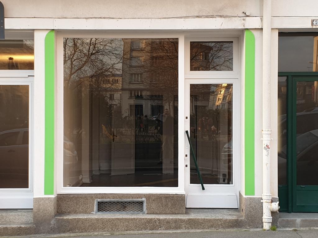 LOCAL COMMERCIAL - RUE EMILE ZOLA - envir 32 m2