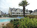 TEXT_PHOTO 1 - Achat Appartement RDC avec piscine Fouesnant Cap Coz 2 pièces