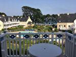 TEXT_PHOTO 1 - Achat Appartement avec piscine Fouesnant Cap Coz 3 pièces