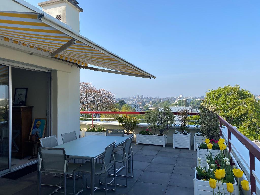Nantes Procé - 6 pièces de 140 m² avec terrasse de 90 m²