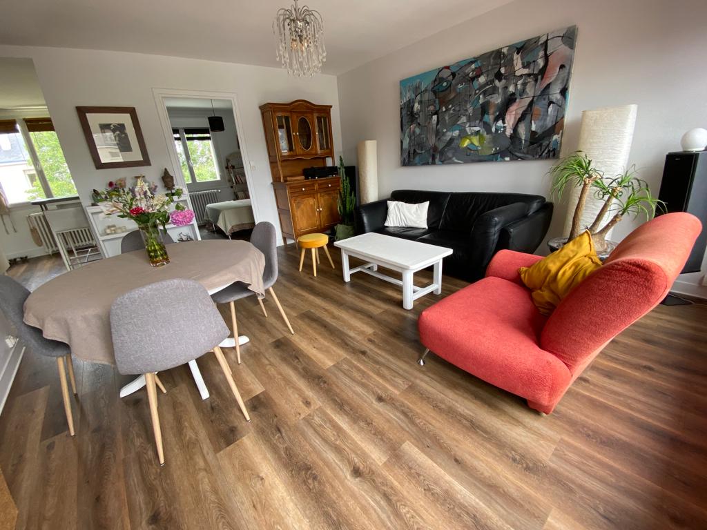 Appartement Nantes 4 pièces 73.42 m²