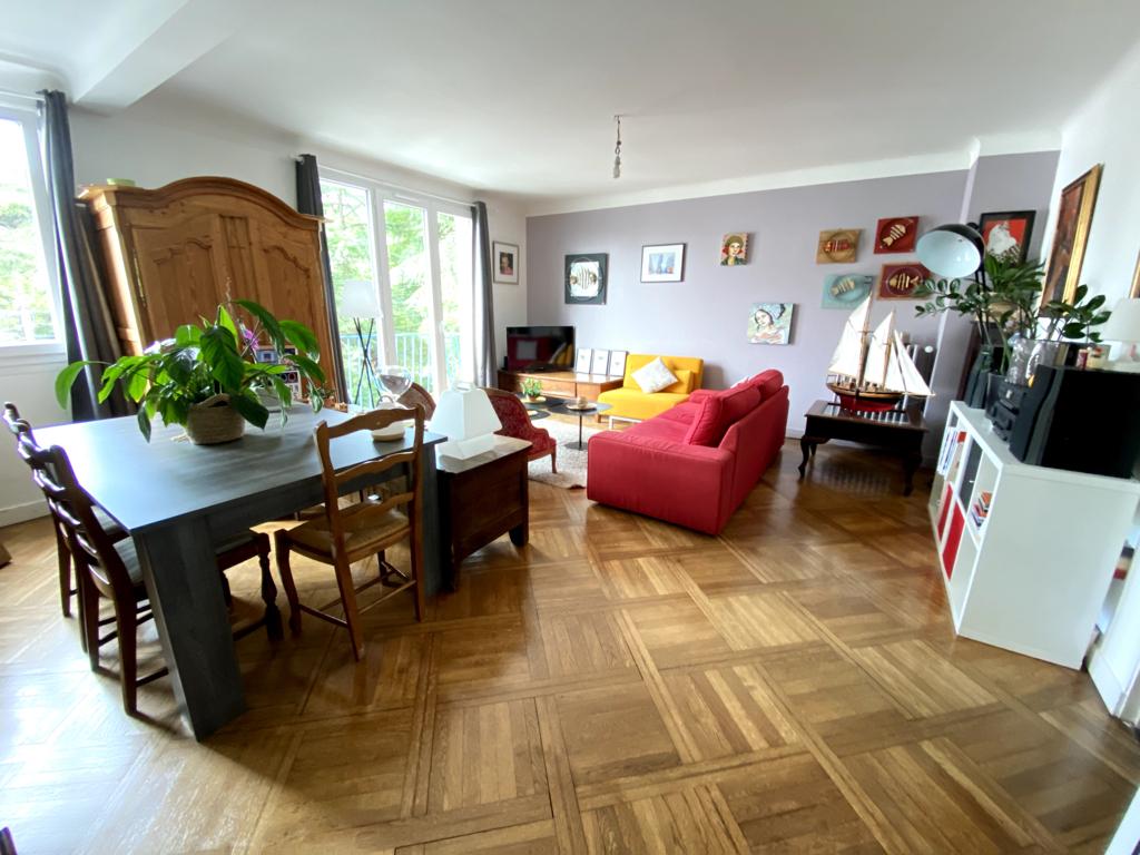 Appartement Nantes 4 pièce(s) 97.47 m2