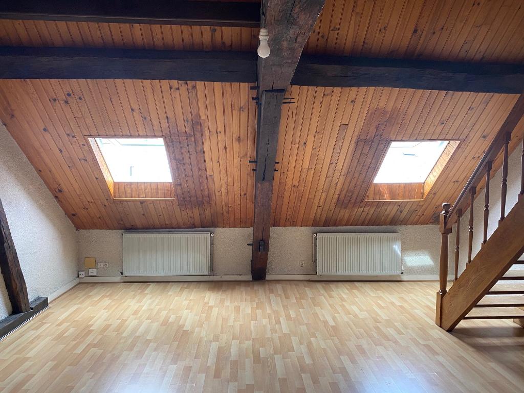 Nantes Graslin, appartement 3 pièces 62 m²
