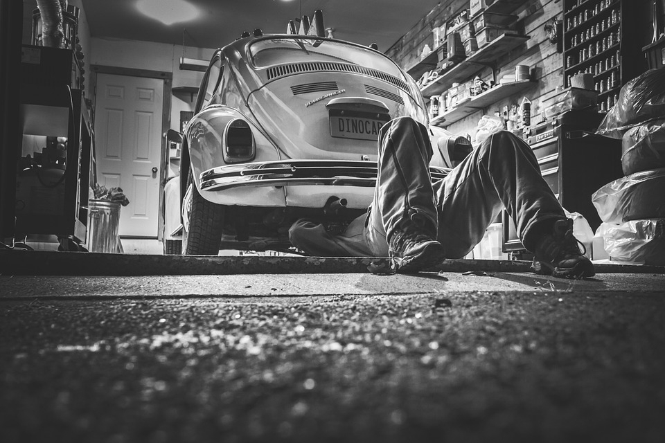 FONDS DE GARAGE AUTOMOBILE FINISTERE