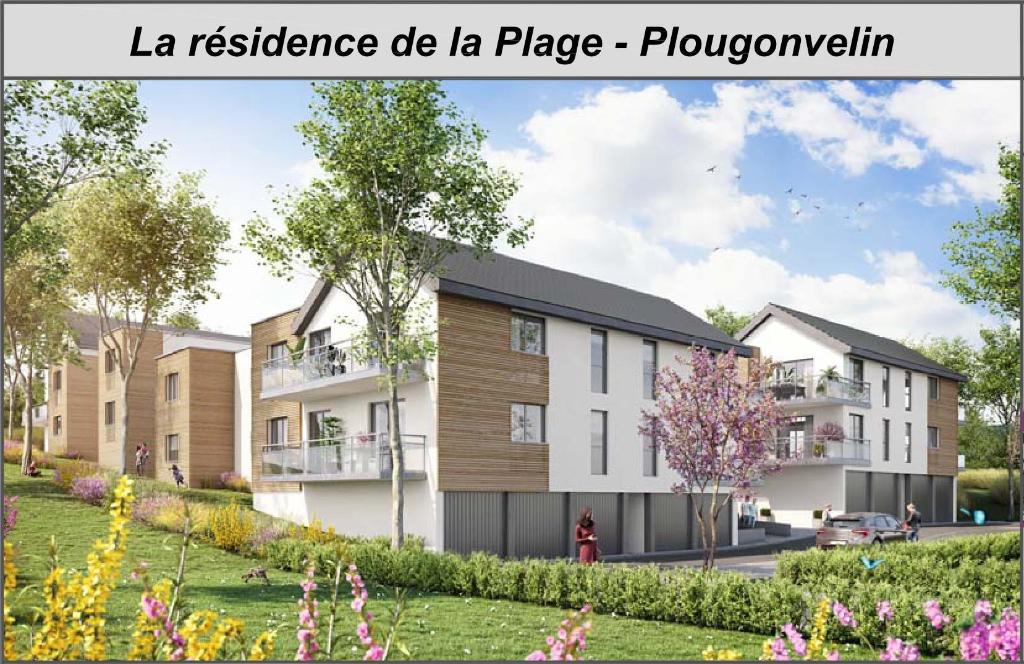 Appartement Plougonvelin 5 pièce(s) 140.4m2 - PRIX PROMOTEUR