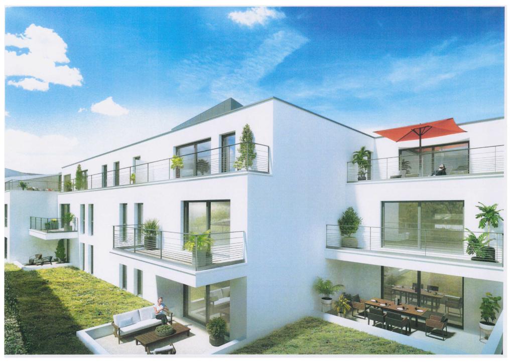Appartement Brest 3 pièce(s) 65.44 m2 Lot 202