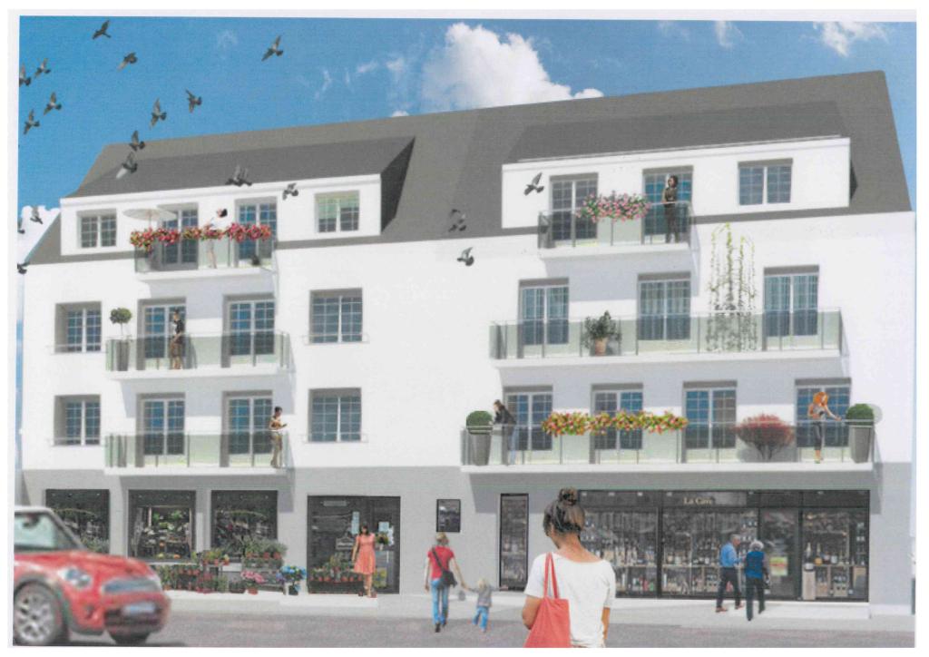 Appartement T3 sur BRIGNOGAN PLAGES LOT 13