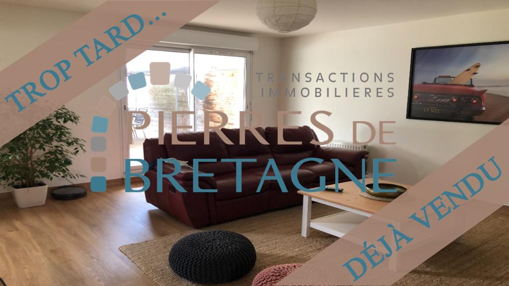 Appartement avec terrasse Saint Renan 3 pièces 66.04 m2