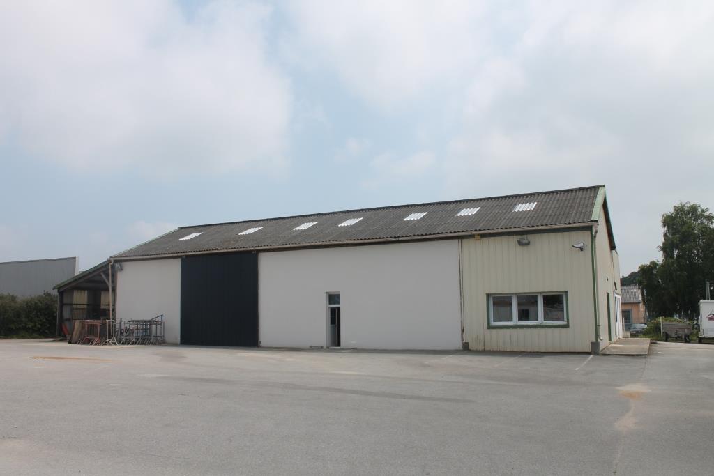 Entrepôt / local industriel Ploermel 550 m2