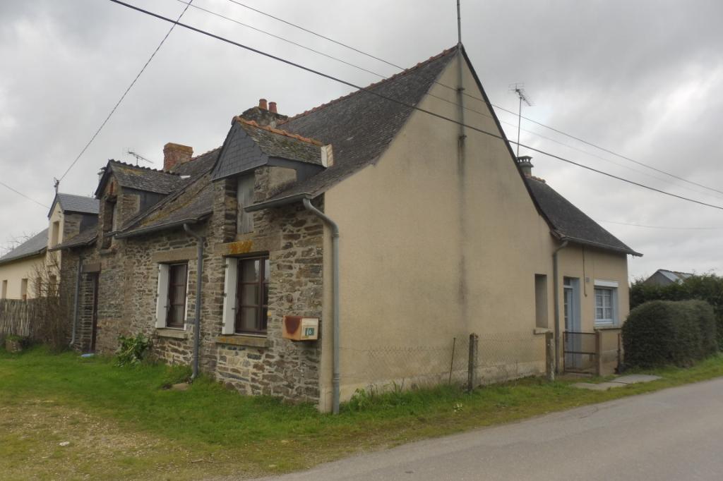 A VENDRE MAISON GUIPRY-MESSAC 35480 ILLE ET VILAINE BRETAGNE  Maison Guipry Messac 7 pièce(s) 80 m2