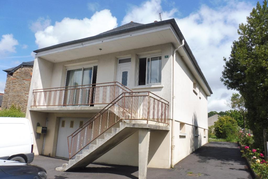 A vendre Bretagne Ille et Vilaine 35480 Maison Guipry Messac 65 m2 hab