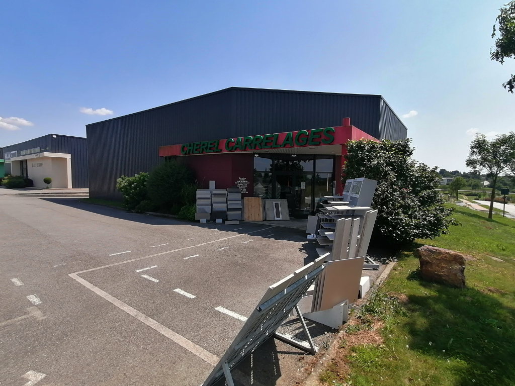 Local commercial  400 m2