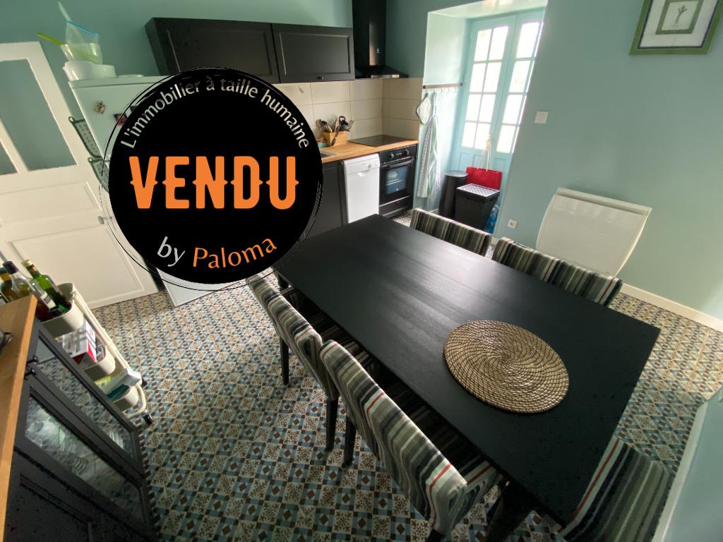 Maison en pierres   - 3 chambres - Jardin -  Ille et Vilaine - Grand Fougeray
