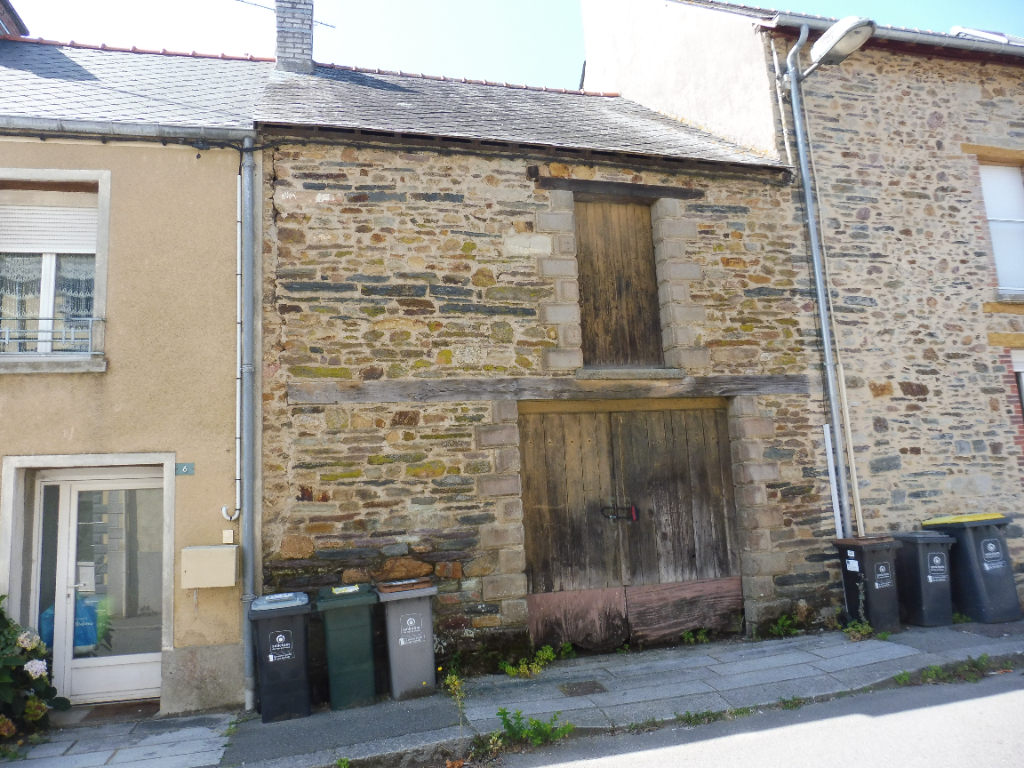 A vendre Garage en pierre Guipry Messac 1 pièce(s) 54 m2