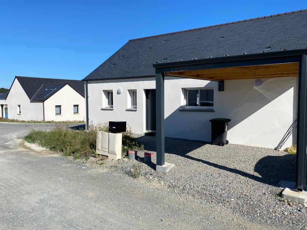 Maison Ligné 110 m2