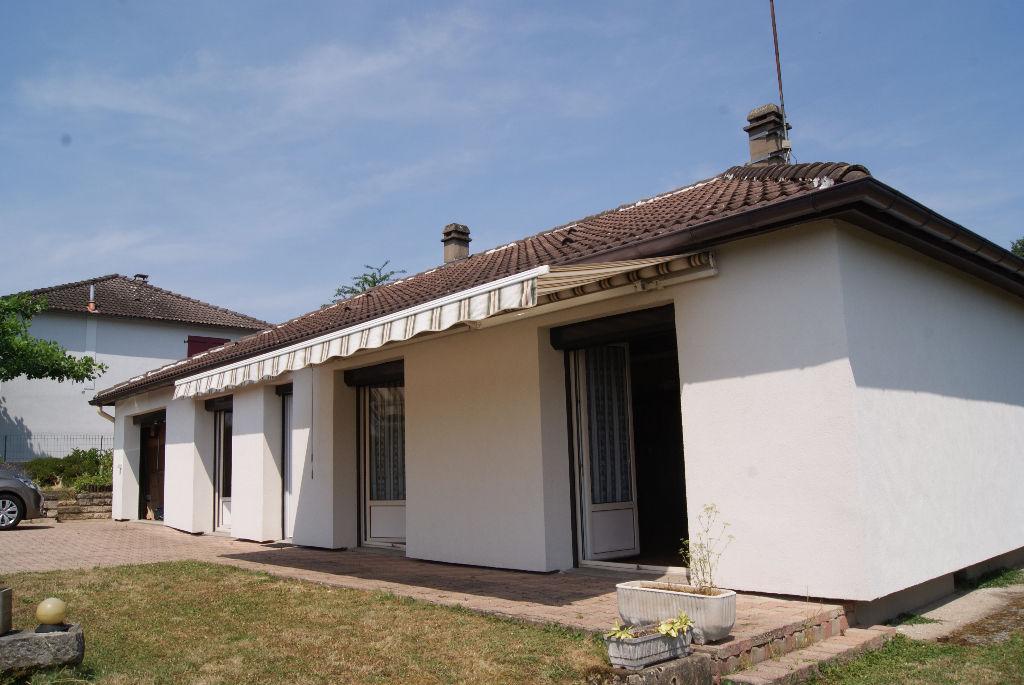 Annonce vente maison port sur sa ne 70170 89 m 131 for Notaire port sur saone