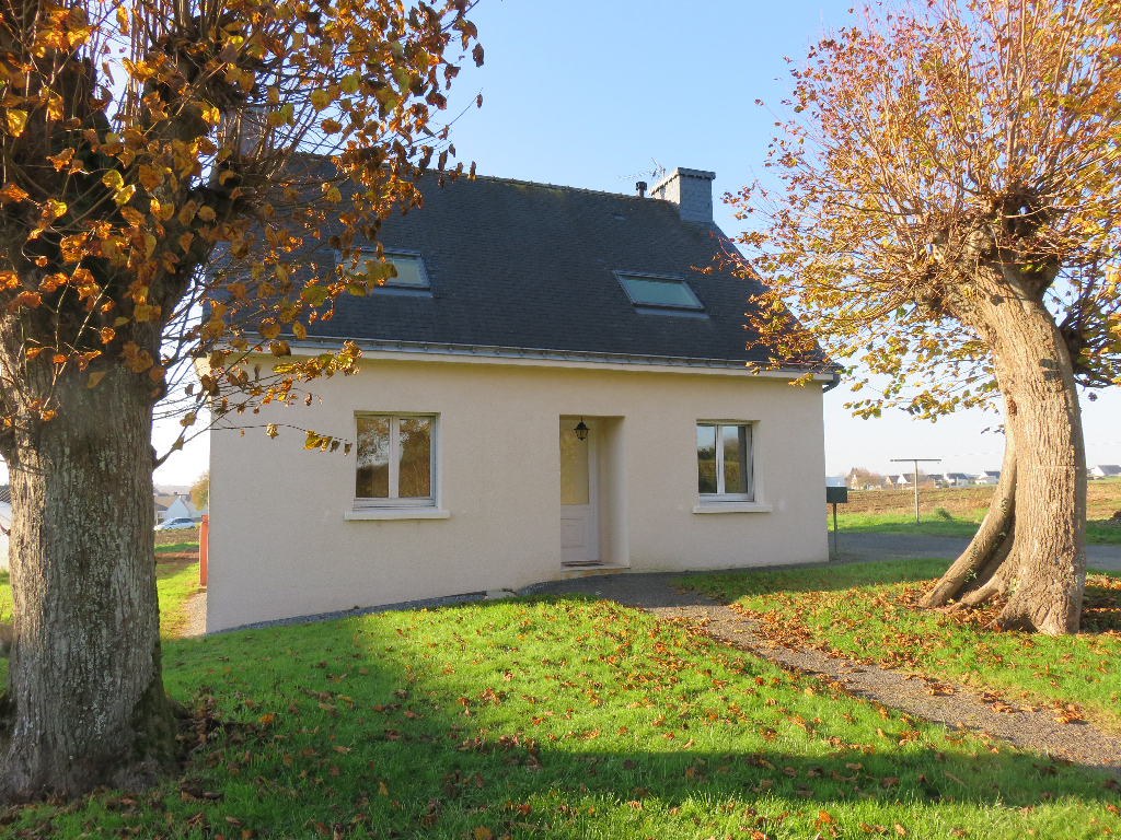 Maison - 5 pièces, 92.85 m² - Nivillac (56130)