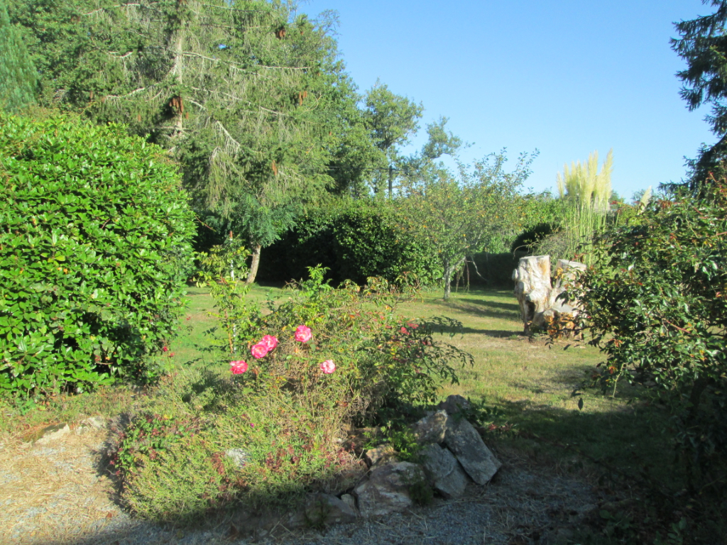 NIVILLAC, au calme, maison avec terrain de + 1 HA