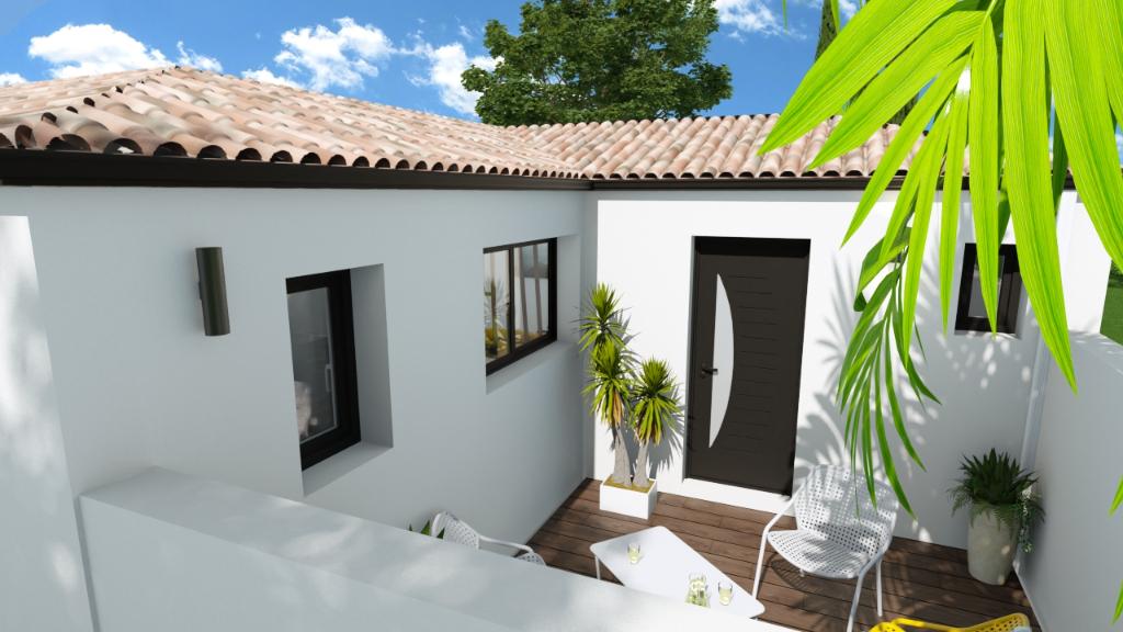 Venta  casa La jarne 239000€ - Fotografía 2