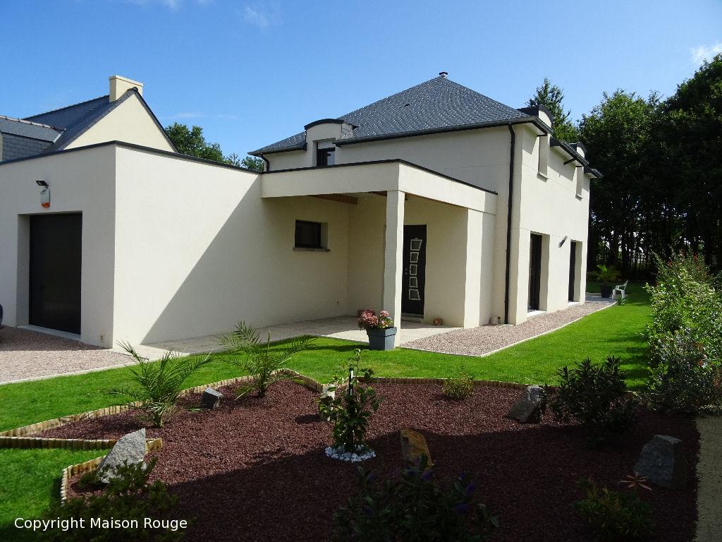 Vente maison saint pierre de plesguen 35720 sur le partenaire for Vente immobiliere maison