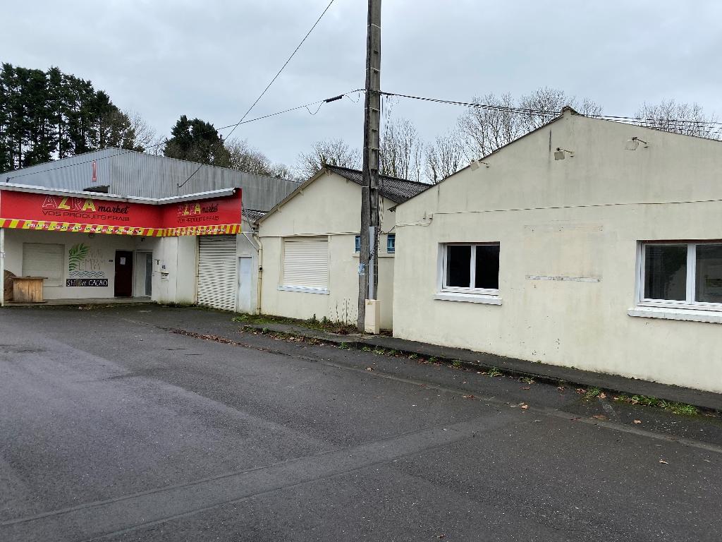 Visuel 3 de l'annonce : A vendre - un bâtiment d'activité avec locataires en place-  Zac de l'Hermitage BREST