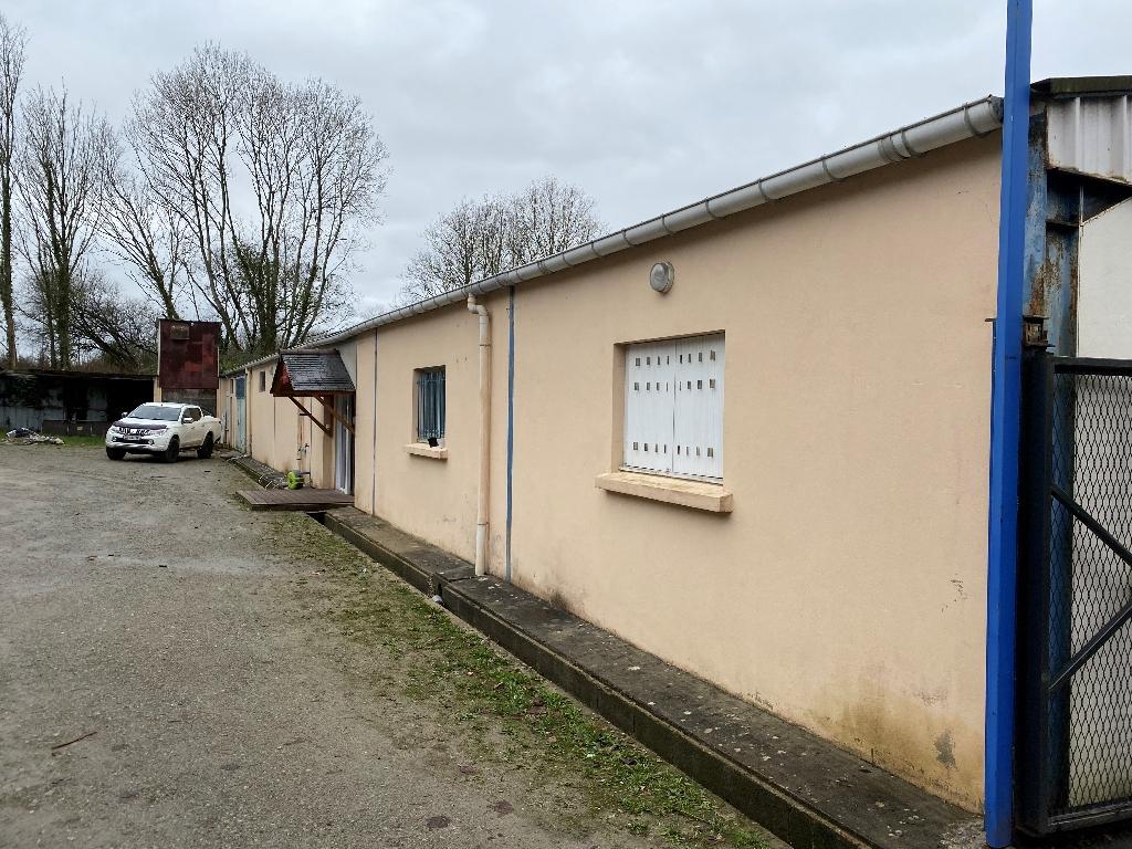 Visuel 4 de l'annonce : A vendre - un bâtiment d'activité avec locataires en place-  Zac de l'Hermitage BREST