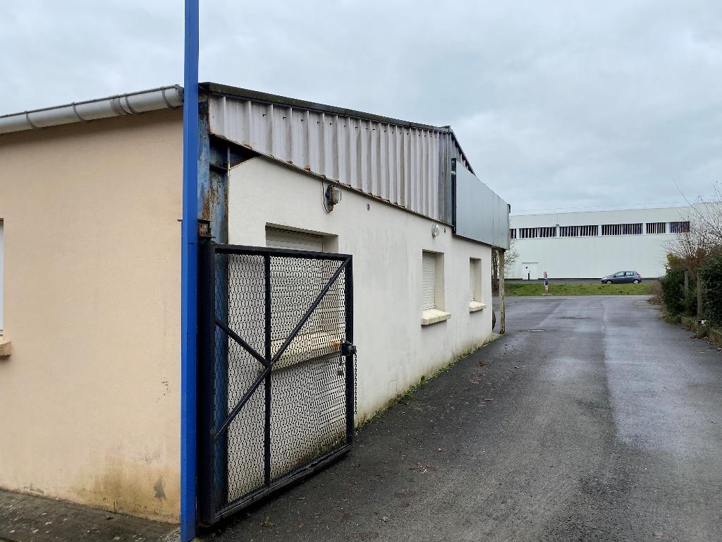 Visuel 5 de l'annonce : A vendre - un bâtiment d'activité avec locataires en place-  Zac de l'Hermitage BREST