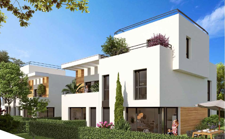 Vente Maison de 4 pièces 102 m² - COLOMBES 92700   BRACKE IMMOBILIER COURBEVOIE - AR photo1