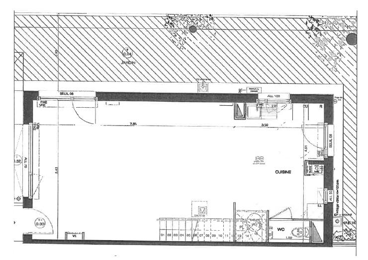 Vente Maison de 4 pièces 102 m² - COLOMBES 92700   BRACKE IMMOBILIER COURBEVOIE - AR photo2