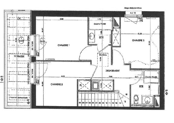 Vente Maison de 4 pièces 102 m² - COLOMBES 92700   BRACKE IMMOBILIER COURBEVOIE - AR photo3