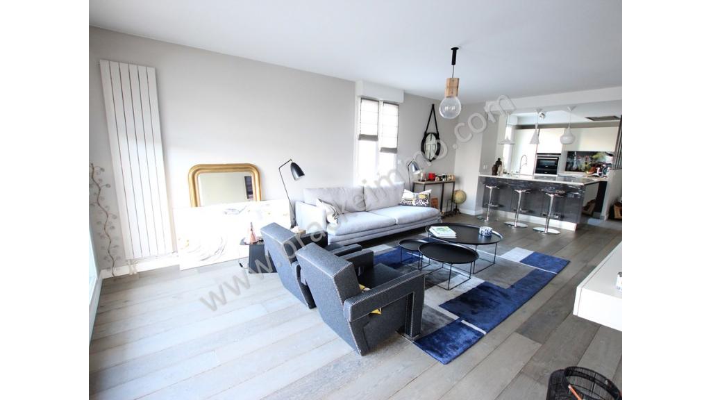 Vente Appartement de 3 pièces 75 m² - LA GARENNE COLOMBES 92250   BRACKE IMMOBILIER COURBEVOIE - AR photo3