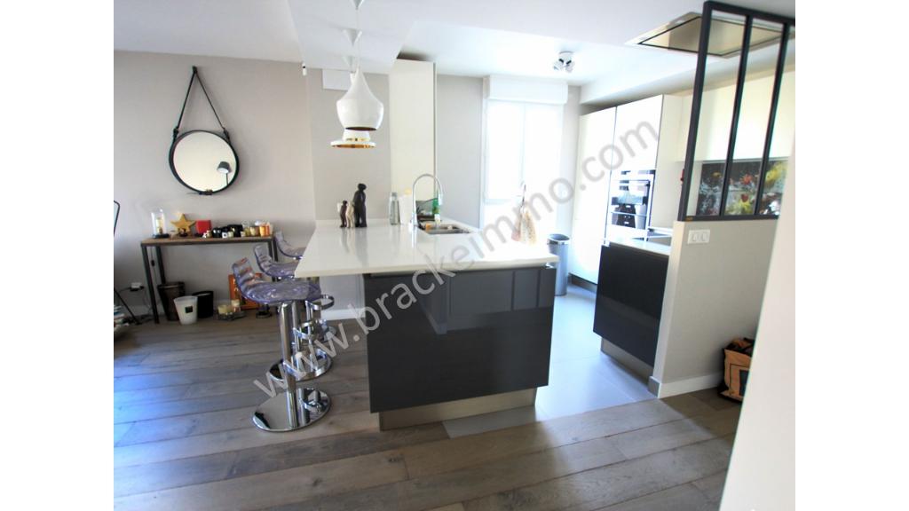 Vente Appartement de 3 pièces 75 m² - LA GARENNE COLOMBES 92250   BRACKE IMMOBILIER COURBEVOIE - AR photo4