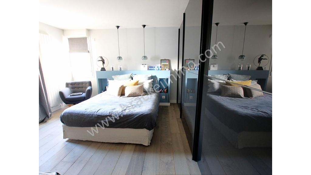 Vente Appartement de 3 pièces 75 m² - LA GARENNE COLOMBES 92250   BRACKE IMMOBILIER COURBEVOIE - AR photo6