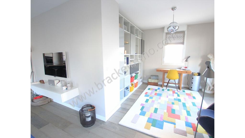 Vente Appartement de 3 pièces 75 m² - LA GARENNE COLOMBES 92250   BRACKE IMMOBILIER COURBEVOIE - AR photo8