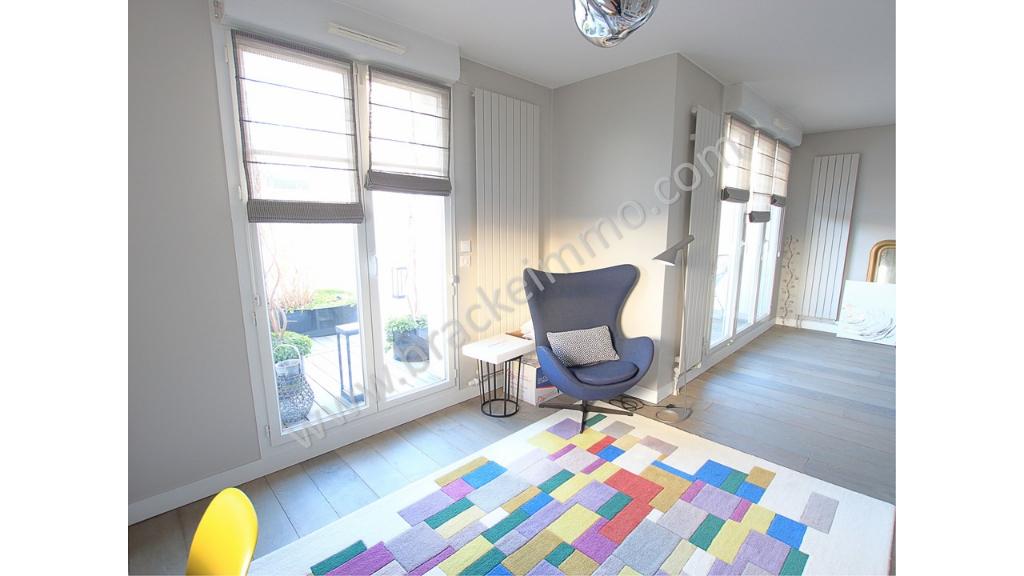 Vente Appartement de 3 pièces 75 m² - LA GARENNE COLOMBES 92250   BRACKE IMMOBILIER COURBEVOIE - AR photo9