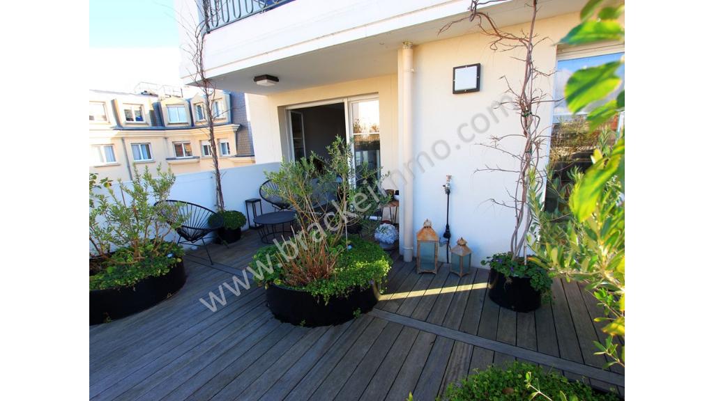 Vente Appartement de 3 pièces 75 m² - LA GARENNE COLOMBES 92250   BRACKE IMMOBILIER COURBEVOIE - AR photo11