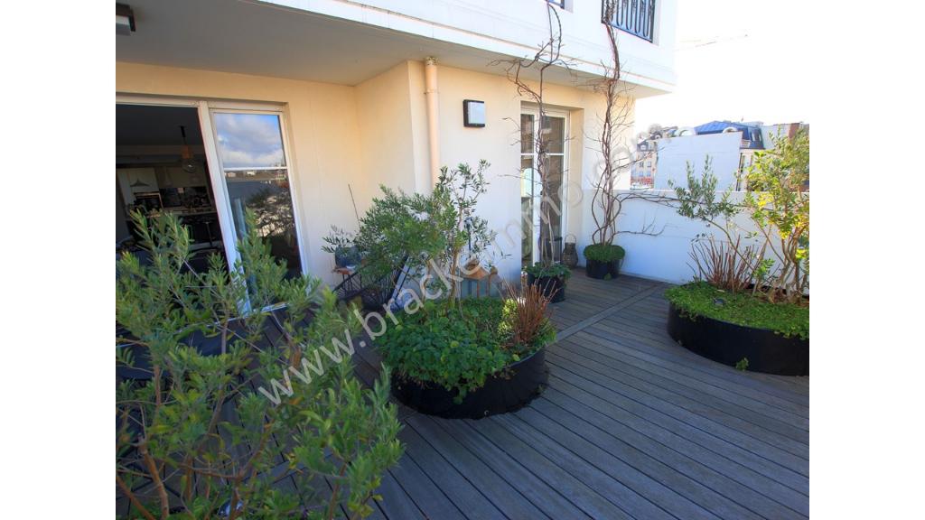 Vente Appartement de 3 pièces 75 m² - LA GARENNE COLOMBES 92250   BRACKE IMMOBILIER COURBEVOIE - AR photo12