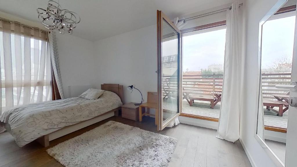 Vente Appartement de 5 pièces 126 m² - COURBEVOIE 92400 | BRACKE IMMOBILIER COURBEVOIE - AR photo6