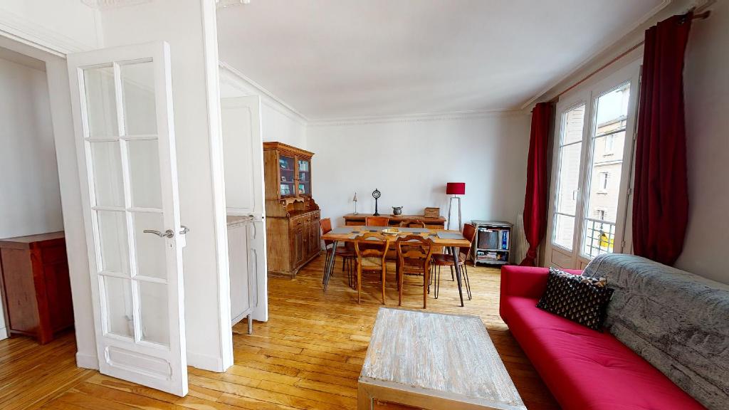 Vente Appartement de 4 pièces 68 m² - COURBEVOIE 92400 | BRACKE IMMOBILIER COURBEVOIE - AR photo1