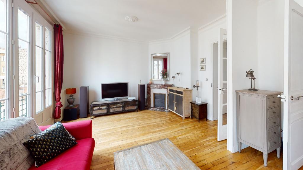 Vente Appartement de 4 pièces 68 m² - COURBEVOIE 92400 | BRACKE IMMOBILIER COURBEVOIE - AR photo3