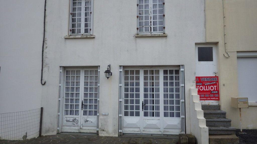 Achat vente maison 2 chbres cour villedieu les poeles villedieu les po les 50800 - Office tourisme villedieu les poeles ...