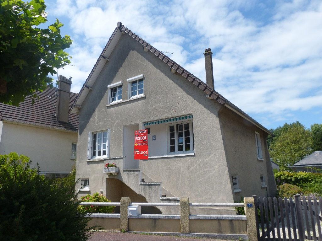 Achat vente maison agon coutainville centre agon for Achat maison basse normandie
