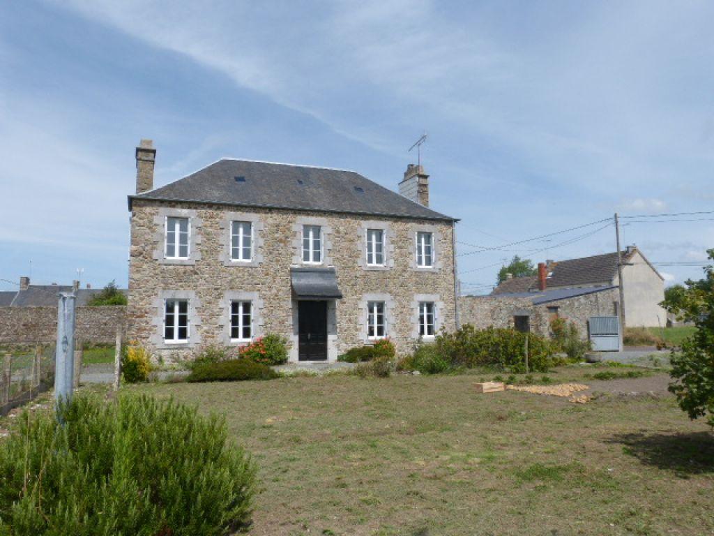 Achat vente maison gouville sur mer 6 pi ce s 167 m2 for Achat maison basse normandie