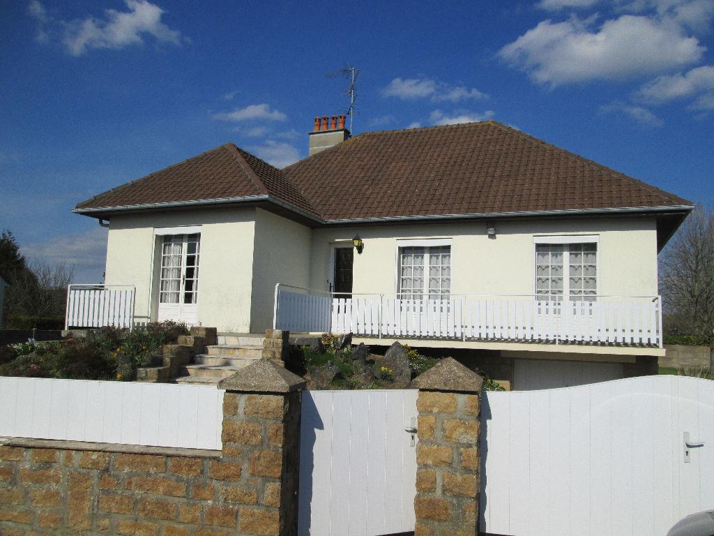 A vendre maison bord de mer saint pair sur mer 50380 for Achat maison normandie bord de mer
