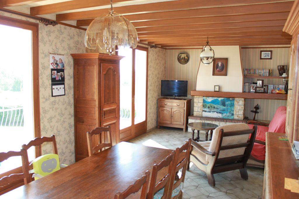 A vendre maison pont hebert 5 pi ce s 100 m2 50880 a vendre sous sol pont h bert 50880 - Cabinet folliot saint lo ...
