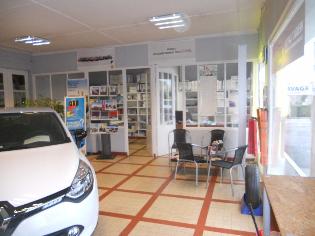 A vendre fonds de commerce garage station service villers bocage 14310 - Commerce garage a vendre ...