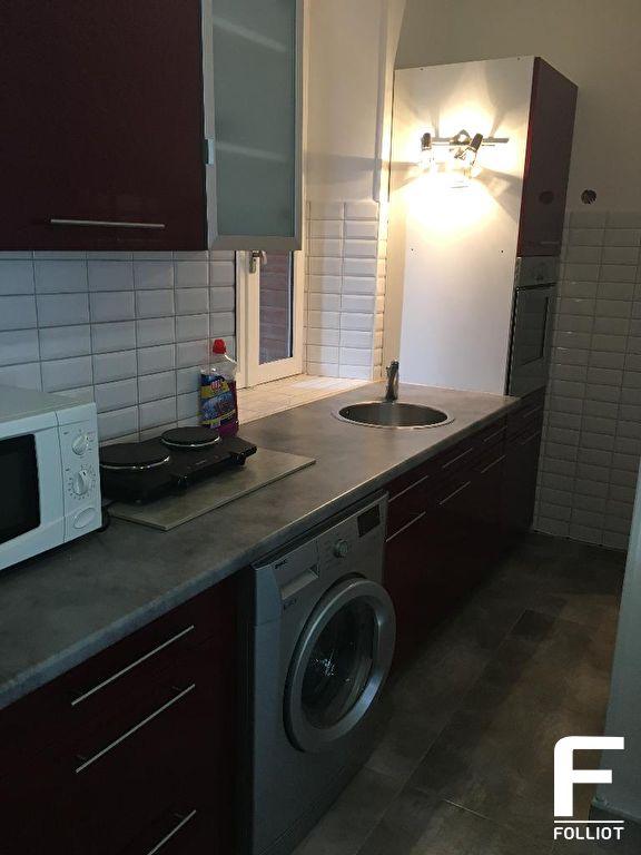 photo de A LOUER Appartement Meublé à Granville 2 pièce(s) 37.80m2