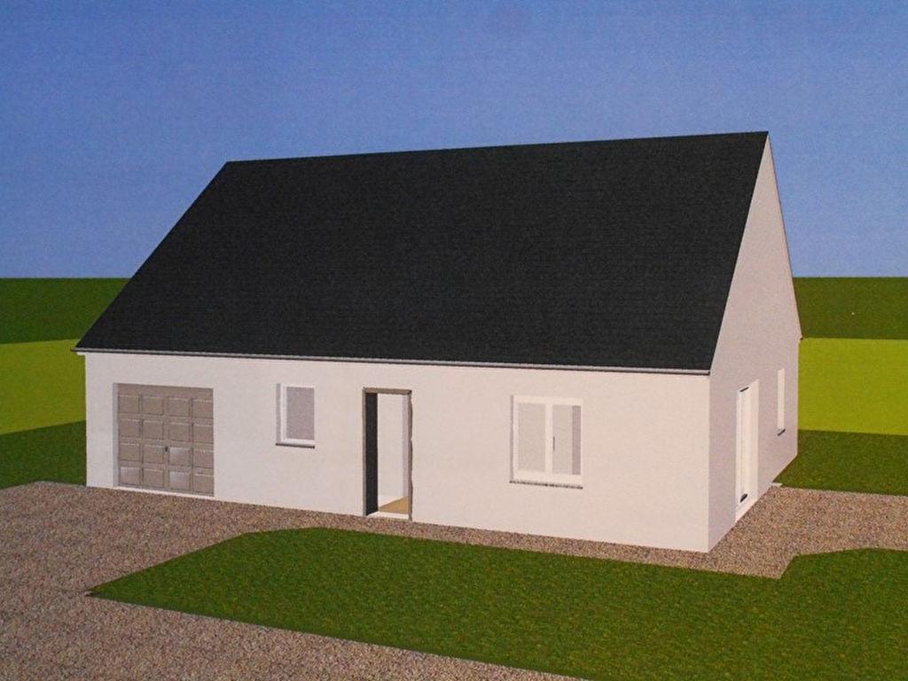 maison montmartin sur mer 4 pi ce s 75 m2 a vendre 50590 pavillon neuf montmartin sur mer 50590. Black Bedroom Furniture Sets. Home Design Ideas
